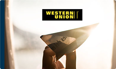 International Money Transfer via Western Union