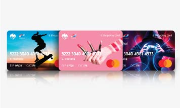 KRUNGTHAI FUN DEBIT CARD