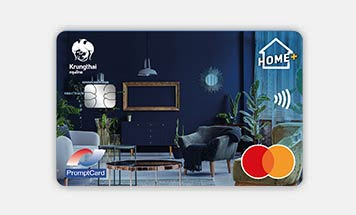 Krungthai Home Plus Debit Card
