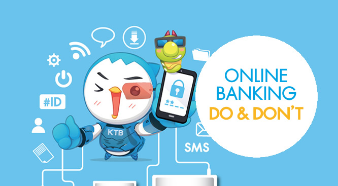 Online Banking Dos and Don'ts
