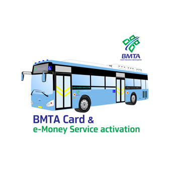 BMTA Card & e-Money service activation